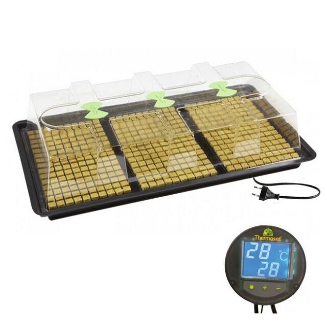 Greenhouse / Heated Propagator Nutriculture X-Stream - Large (ZI400E)