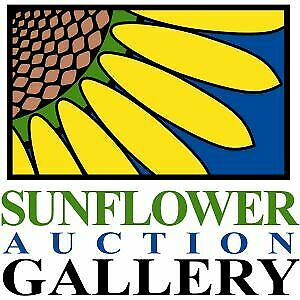 Sunflower Auction Gallery