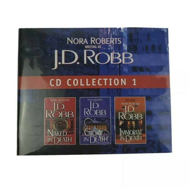 J. D. Robbs Collection 1: Naked in Death, Glory in Death
