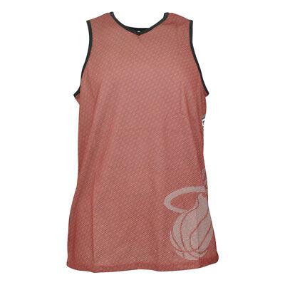 Sport Professioneller Verkauf Nba Unk Miami Heat Digital Marquee Herren Dri Fit Tanktop Basketball Shirt