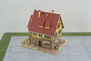 Vollmer 29949 Cafe Bistro Building Built Up N Scale