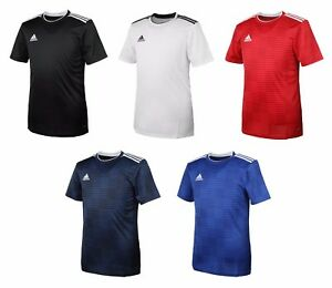 Adidas Condivo 18 S/S Jersey (CF0677) Soccer Football Training Top T-Shirt Tee