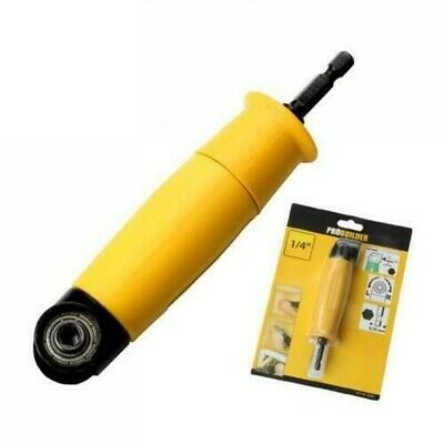 90 Degree Angle Extension Driver Drilling Shank For Electric Drill Screwdriver