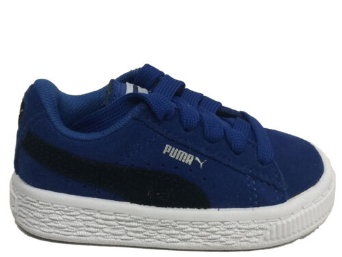 Brand New Puma Suede Infant Toddler/'s Fashion Sneakers 353636 72