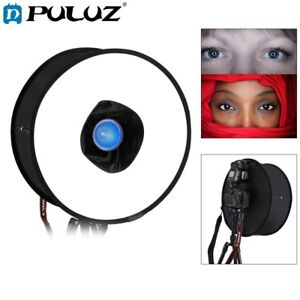 PULUZ 45cm Ring Softbox Round Style Shoot Soft Box Soft Flash Light Speedlight