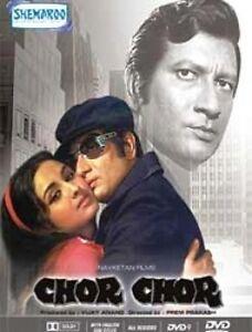 CHOR-chor-Vijay-Anand-Trilok-Kapoor-BRAND-NEW-BOLLYWOOD-DVD
