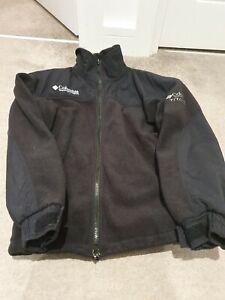 Columbia-Jacket-Womens-Size-Medium-Titanium-High-Perfomance-Full-Zip-Coat