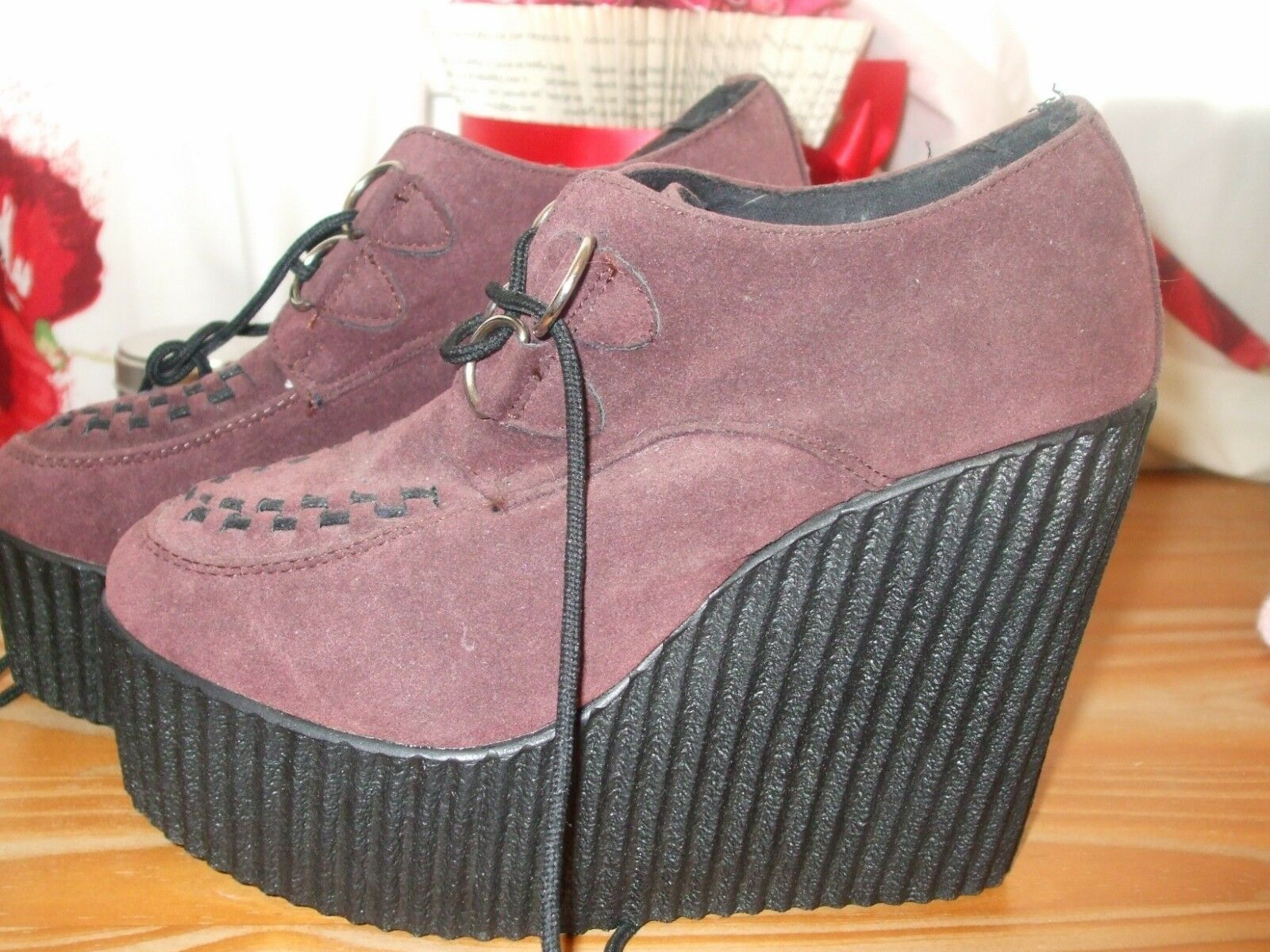 BNOWT FROM SUEDE SHOE SIZE 5 FROM BNOWT NEW LOOK 7467d5