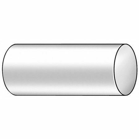 ZORO SELECT 2EYC3 Rod,Aluminum,2011,1 1//4 In Dia x 3 Ft L