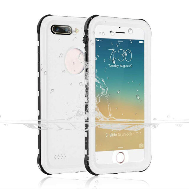 Waterproof Shockproof iPhone 8 7 6S Plus 5S Case Cover IP68 Full Body Protective