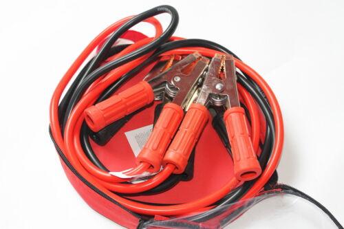 Heavy Duty Booster Cable Jumper Cable De Cobre conduce 1000a 3,5 mm ² 2,5 m 12v 24v