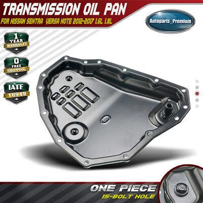 A-Premium Transmission Oil Pan for Nissan Sentra 2013-2016 Versa 2012-2016 Versa Note 2014-2017