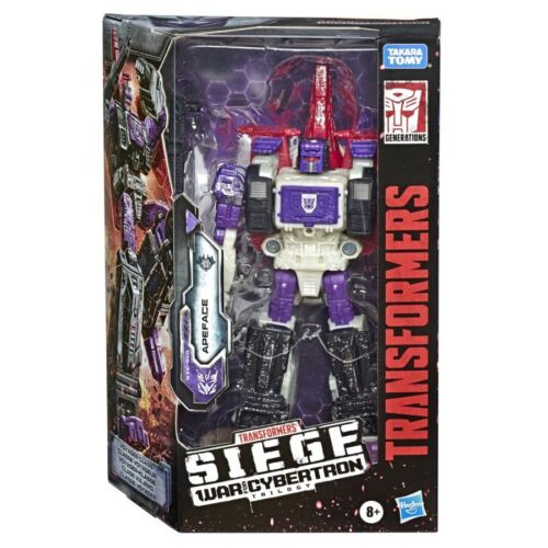 Voyager Ape Face Siege Transformers War For Cybertron