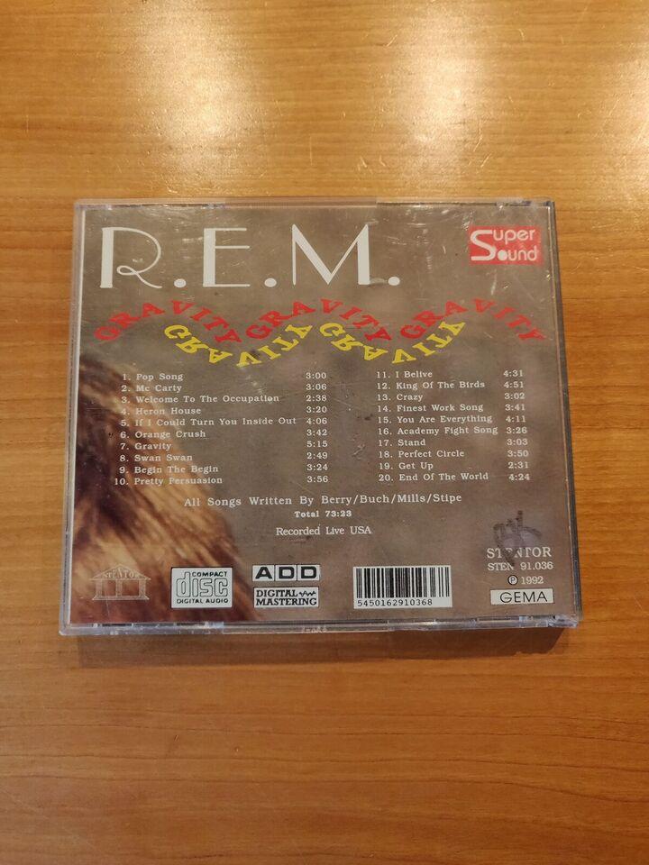 Rem: Gravity, rock
