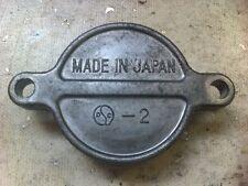 Motordeckel Deckel der Vorlegewelle vom Motor einer Kawasaki Z 750 GT