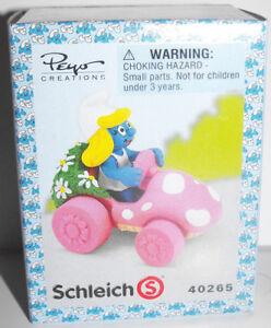 40265-Smurfette-Driving-Pink-Car-Plastic-Figurine-in-Box-Schleich-Super-Smurf