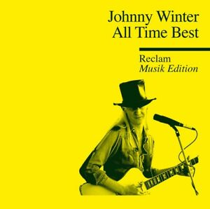 Johnny Winter - Johnny Winter - All Time Best, 1 Audio-CD