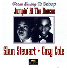 Slam Stewart / Cozy Cole Jumpin' At The Deuces 2CD