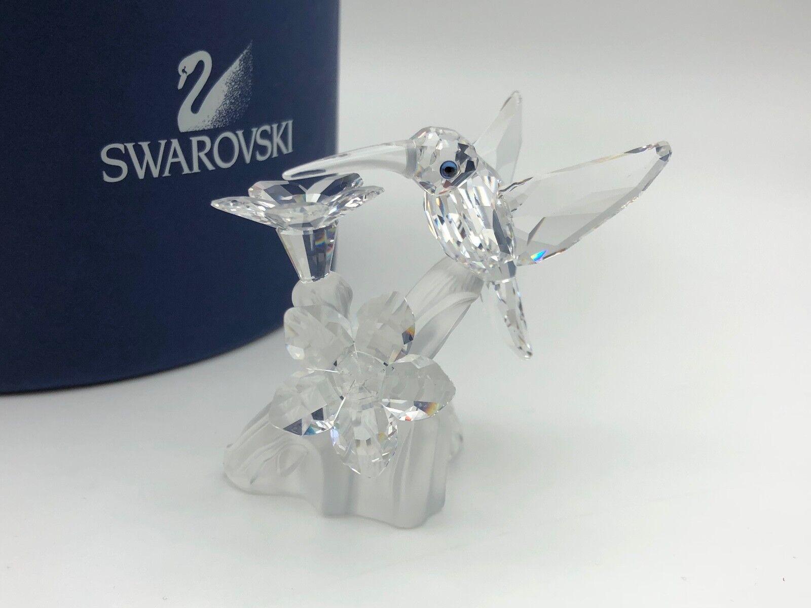 Swarovski Figur Kolibri 7 cm mit Ovp & Zertifikat. Top Zustand.