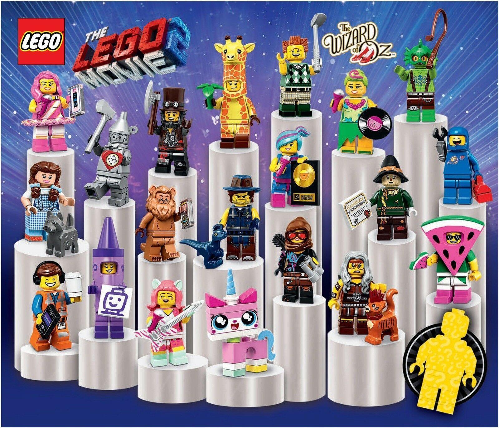 LEGO  Minicifras The Lego Movie 2   71023 - completare Set of 20 IN He.. W  OZ  ordina ora goditi un grande sconto
