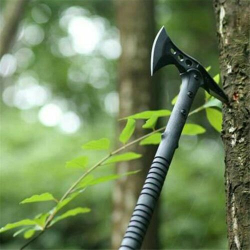 Camping Hatchet Axe Military Tactical Tomahawk Survival Outdoor Hunting Gear