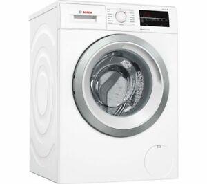 BOSCH Serie 6 WAT28450GB 9 kg 1400 Spin Washing Machine  White  Currys