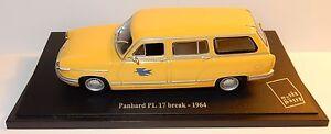 NOREV-PANHARD-PL17-PL-17-BREAK-1964-POSTES-CENTRO-DE-CONTROL-PTT-1-43-en-blister