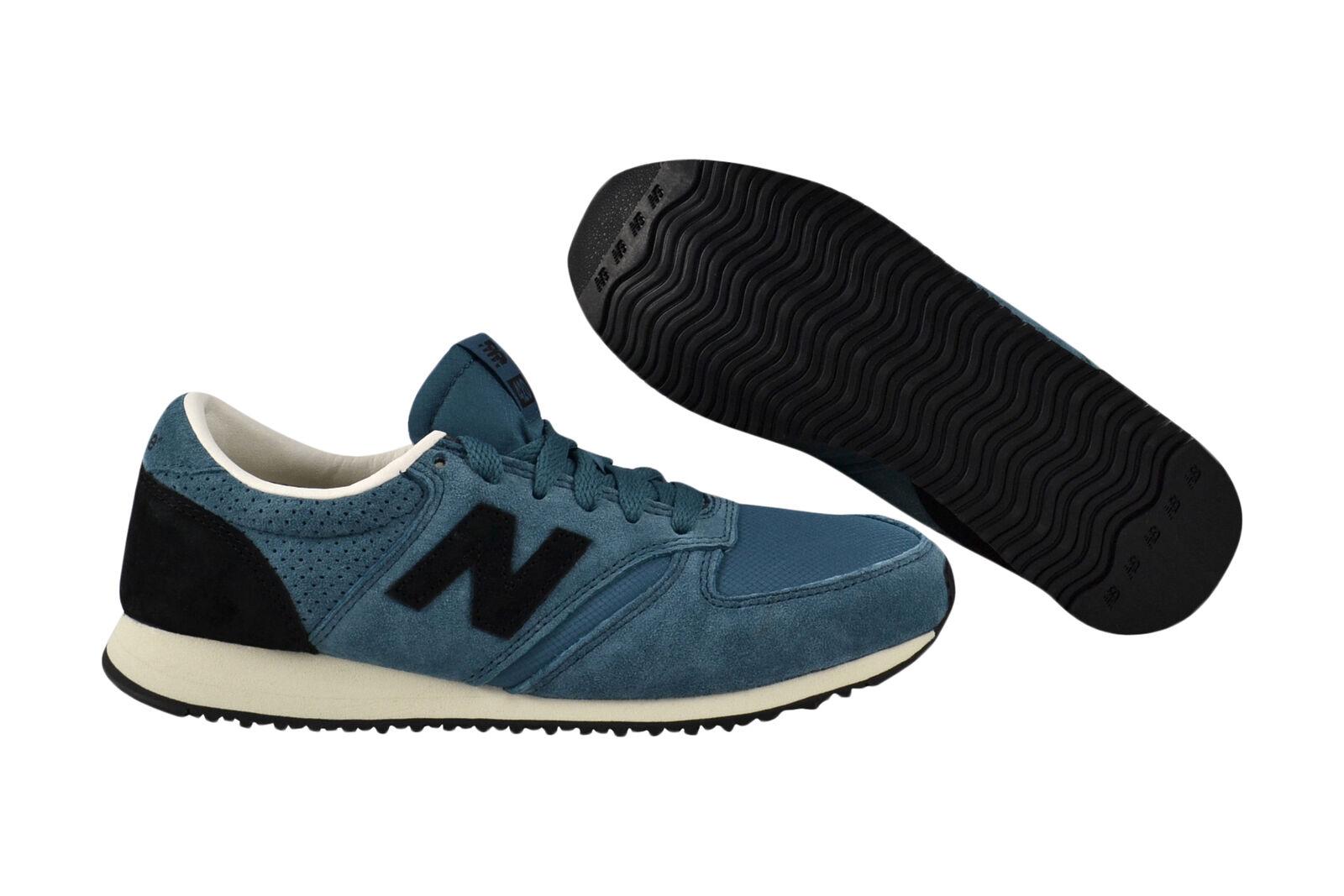 NEW Balance u420 PK PK PK PETROL Sneaker/scarpe blu u420pk 7ffd23