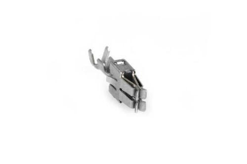 Kontakt Pin Gehäuse Stecker 0,44€//Stk 50x Doppelflach Feder MPT