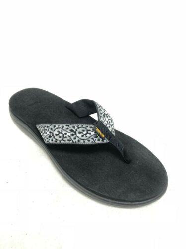 Teva Women/'s Voya Flip Flops Sandals Mush Insole Multiple Colors 1019040