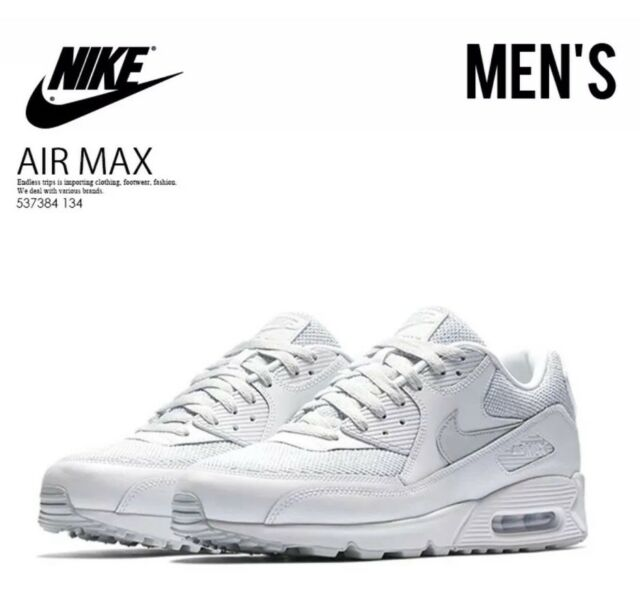 Nike Air Max 90 Essential 537384 134 White Pure Platinum