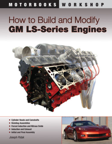 HOW TO BUILD GM ENGINE BUICK CHEV PONTIAC CADILLAC WORKSHOP REPAIR MANUAL BOOK