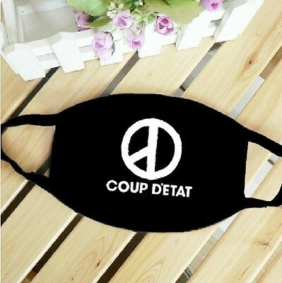 G-DRAGON BIGBANG GD COUP D'ETAT MASK KPOP GOODS NEW