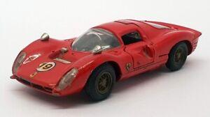 MERCURY SCALA 1/43 SM28-FERRARI 330 P4 Auto da Corsa - #19 Rosso