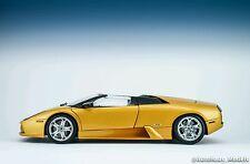 1/18 Autoart Lamborghini Murcielago Roadster Yellow