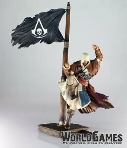 Assassins Creed Black Flag Edward Kenway Figure New Ebay