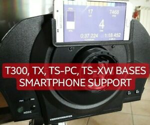 Details about Smartphone Holder simplymod Dash Thrustmaster TX, t300, TS-PC  and TS-XW bases- show original title
