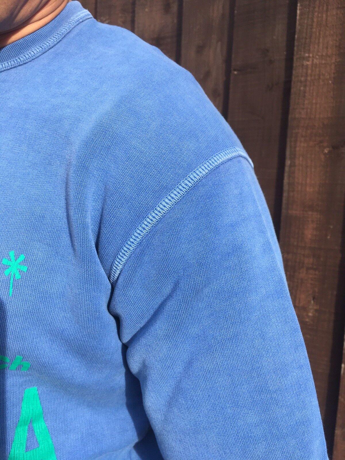 Nouveau Authentique DSQUARED bleu, 2 Sweat-shirt bleu, DSQUARED taille (M/L). 835cb9