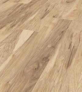 Clearance Krono Natural Hickory Laminate Flooring Cheap Price EBay - Laminate flooring discount or clearance