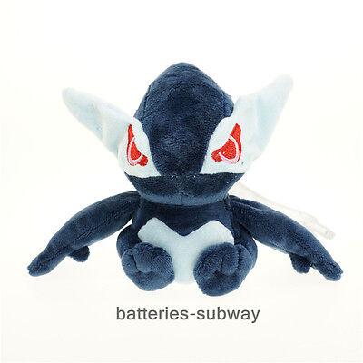 "New Pokemon Dark Shadow Lugia Cute Pokedoll Soft Stuffed Plush Doll Toy 5.5"""