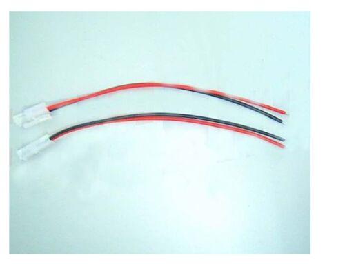 Tamiya Batterieanschluss Buchse 20cm Länge 18 AWG F01723