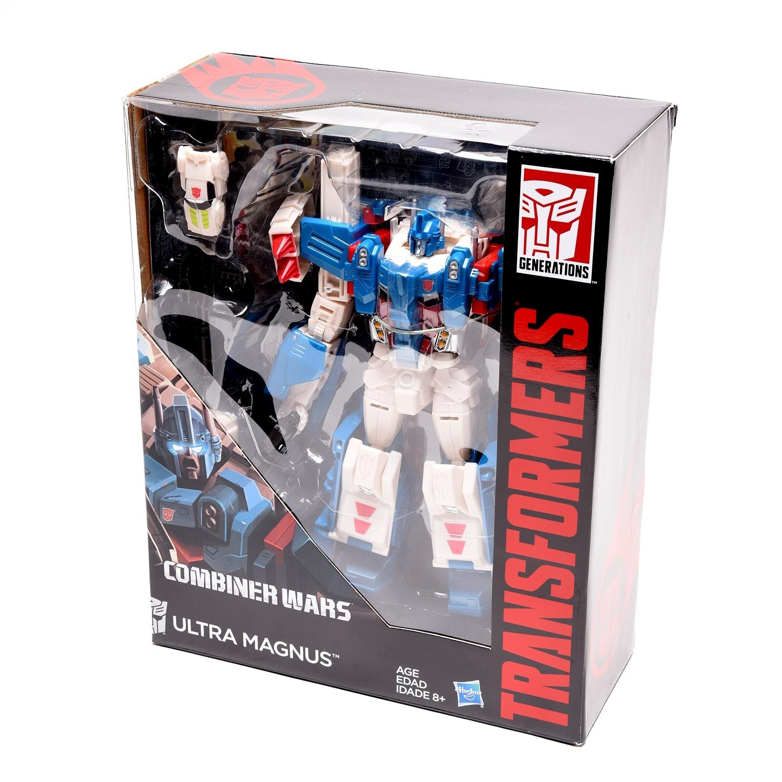 Hasbro Transformers G1 Reissue Ultra Magnus Christmas Gift Toy