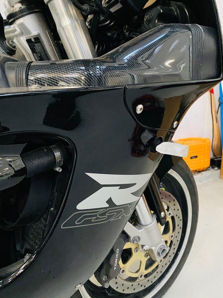 Suzuki, GSX R, 750 ccm