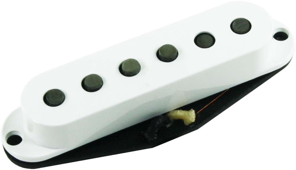 Seymour Duncan SSL-52m Five-Two RWRP Alnico 5 2 Middle Pickup, Weiß, No Logo