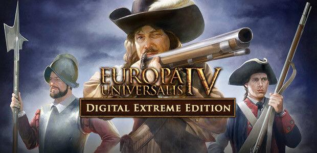 Europa Universalis 4 (IV) Digital Extreme Edition Global PC KEY