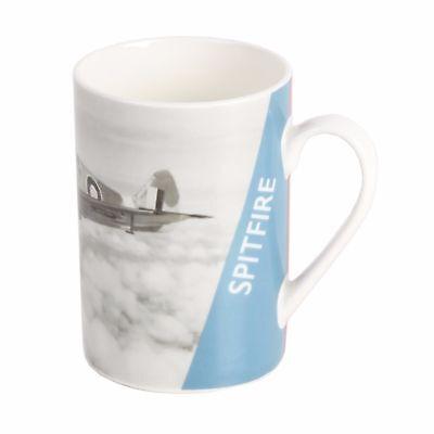 Spitfire Mug /& Coaster Gift Set