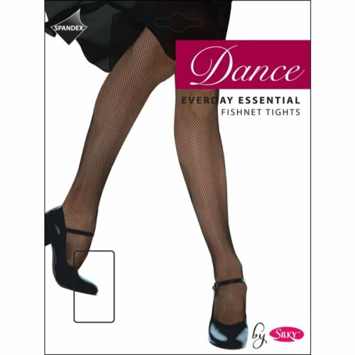 NATURAL AND BLACK LADIES  FISHNET DANCE  TIGHTS 10/% SPANDEX