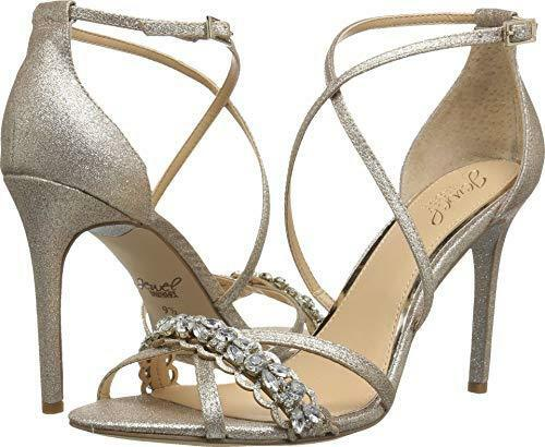 Jewel Badgley Badgley Badgley Mischka mujer Gisele Heeled Sandal- Pick SZ Color.  ¡No dudes! ¡Compra ahora!