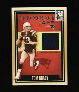 tom brady elite throwback jersey