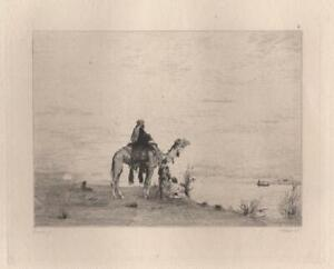 Eugene-Fromentin-Orient-the-Tray-Etching-Boilvin-Xixth